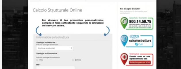 Come richiedere un preventivo online di calcolo strutturale