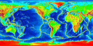cartografia terremoti